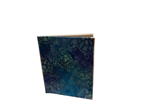 Blue Sea Turtles Journal
