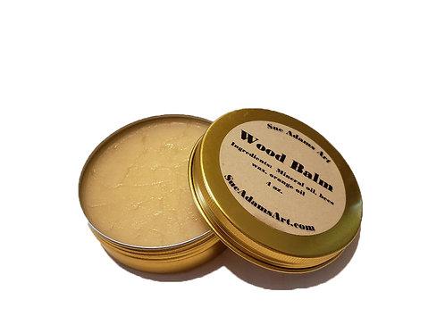 Wood Balm - 4 ounces
