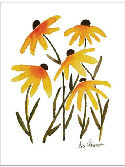 Susans Note Card Set of 10