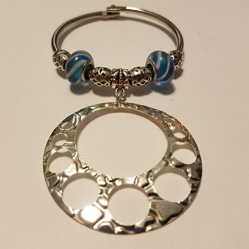 Go-Go with Holes Scarf Ring