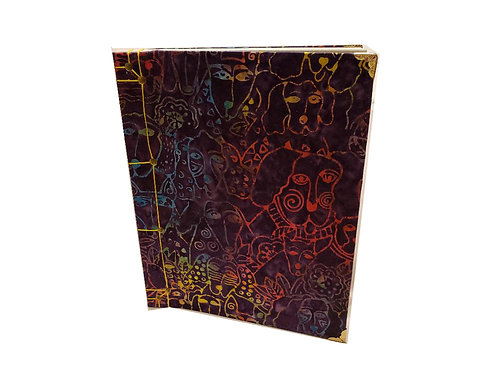 Multi-colored Dogs Journal