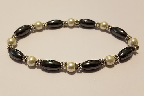 Black Ovals and White Rounds