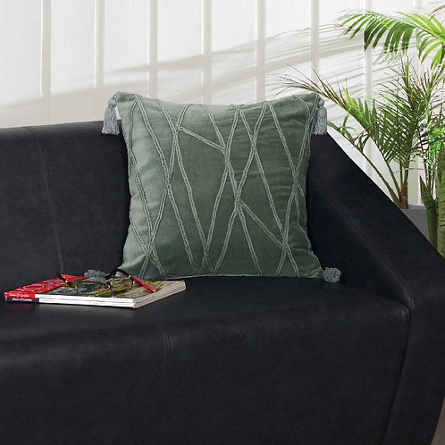 Tuscan Green Cushion Cover
