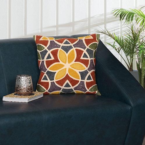 Tuscan Bloom Cushion Cover