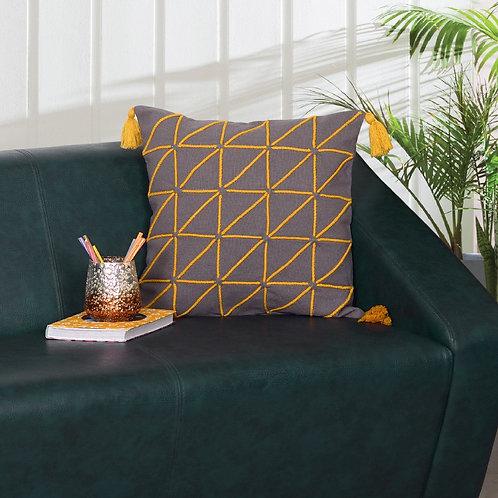 Cairo Crest Cushion Cover