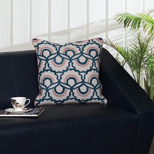 Shalimar Rose Cushion Cover