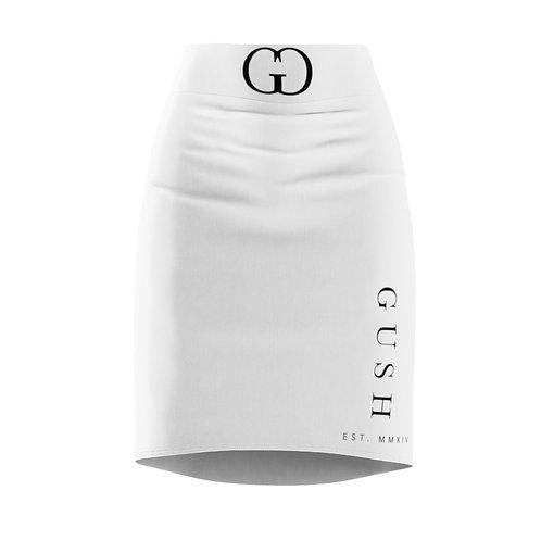 GUSH - Women's Pencil Skirt