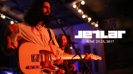 JetLAG Promo Event Footlight