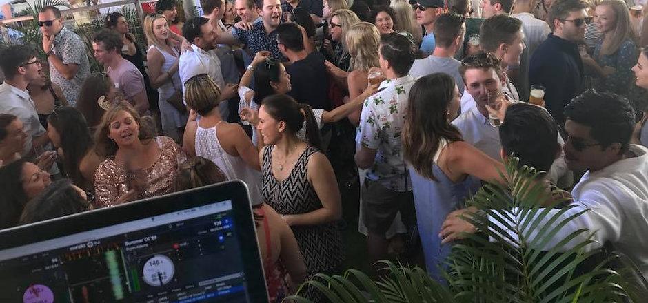 Perth Corporate Event DJ