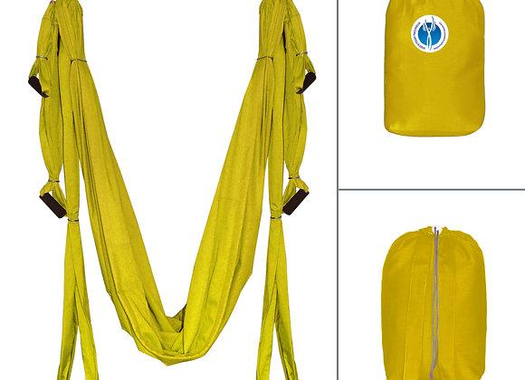 Гамак для йоги MIDDLE #18» Желтый