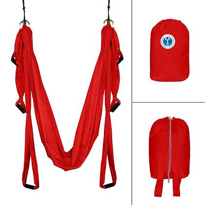 Гамак для йоги Light #1 Красный