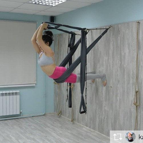 Wall Yoga Hammock