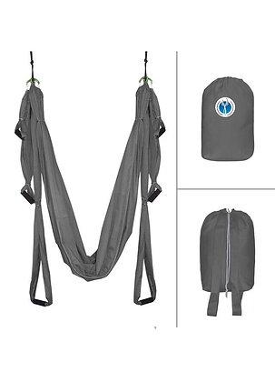 Гамак для йоги middle #20 серый