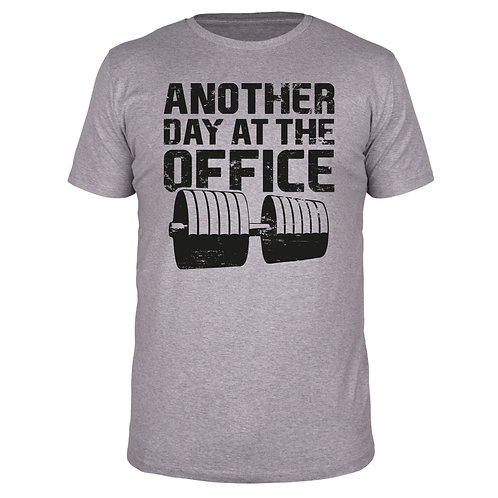 Another Day at the Office - Männer T-Shirt