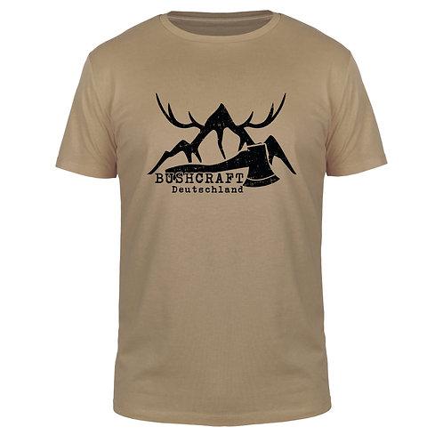Bushcraft Deutschland - Männer T-Shirt