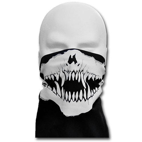 WINDMASK Face Bandana - Monter Face