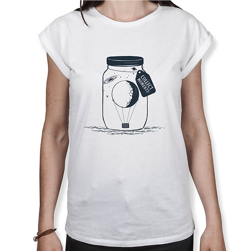 Collect Moments - Heißluftballon - Frauen T-Shirt