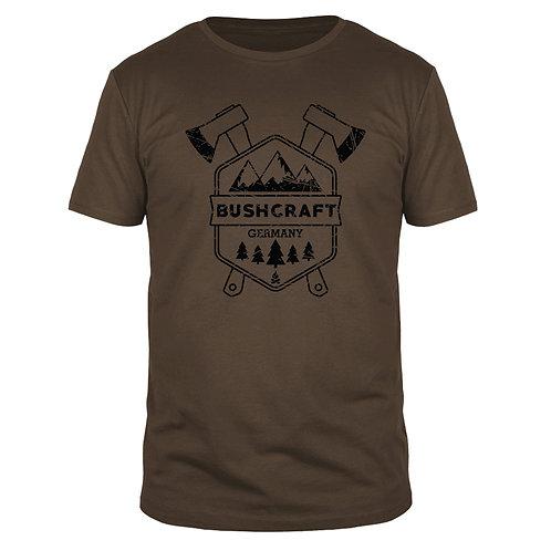 Bushcraft Germany - Männer T-Shirt
