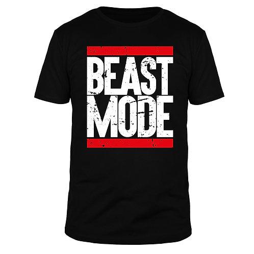 Beast Mode RUN DMC - Männer T-Shirt