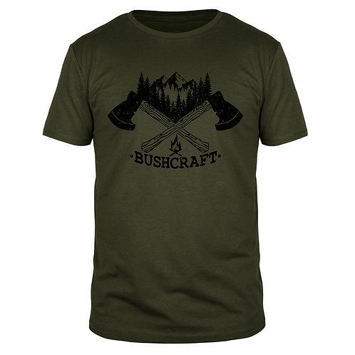 Bushcraft II - Männer T-Shirt