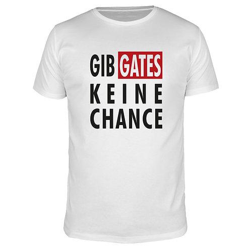 Gib Gates Keine Chance - Männer T-Shirt