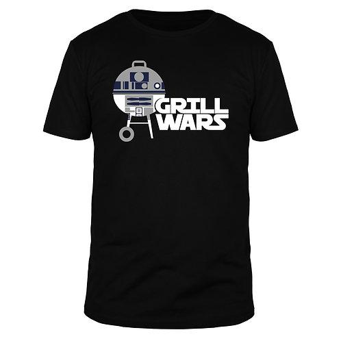Grill Wars - Männer T-Shirt