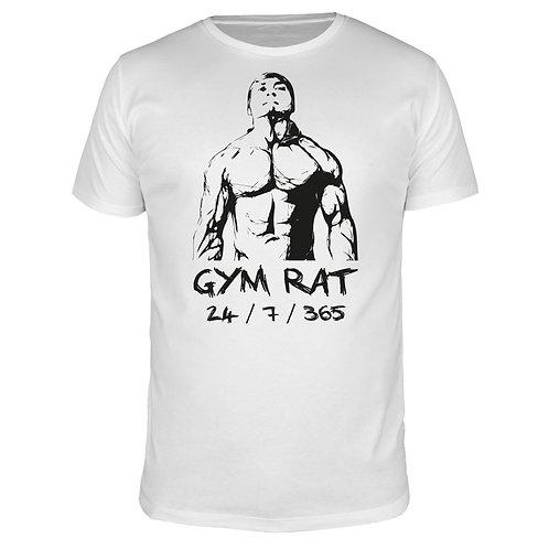 Gym Rat 24/7/365 - Männer T-Shirt