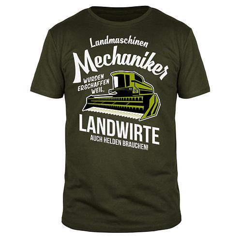 Landmaschinenmechaniker - Männer T-Shirt
