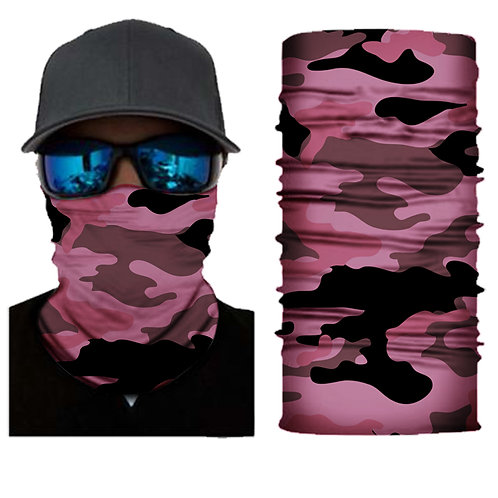 WINDMASK Tube - Camouflage Pink Lady