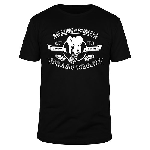 Amazing & Painless - Dr. King Schulz - Männer T-Shirt