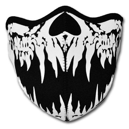 WINDMASK Neopren Halbgesichtmaske ohne Nasenbügel - #105