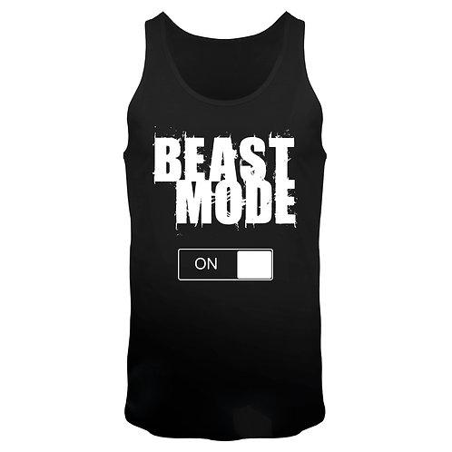 Beast Mode on - Männer Tank Top