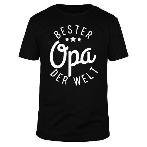 Bester Opa der Welt - Männer T-Shirt