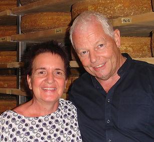Maja und Markus Hofer