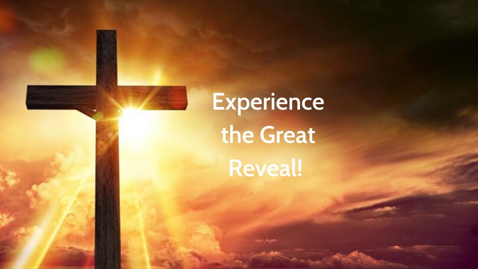 Experience the Great Reveal!