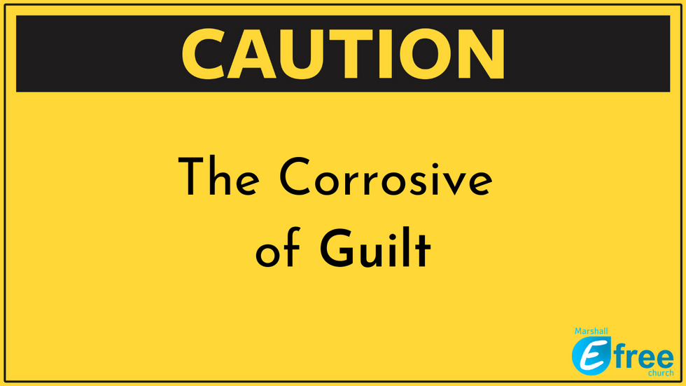 The Corrosion of Guilt