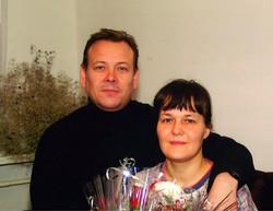 Peter & Alona Sergeev