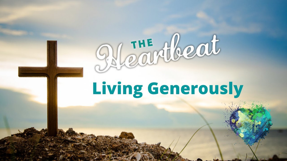 Heartbeat of Efree: Living Generously