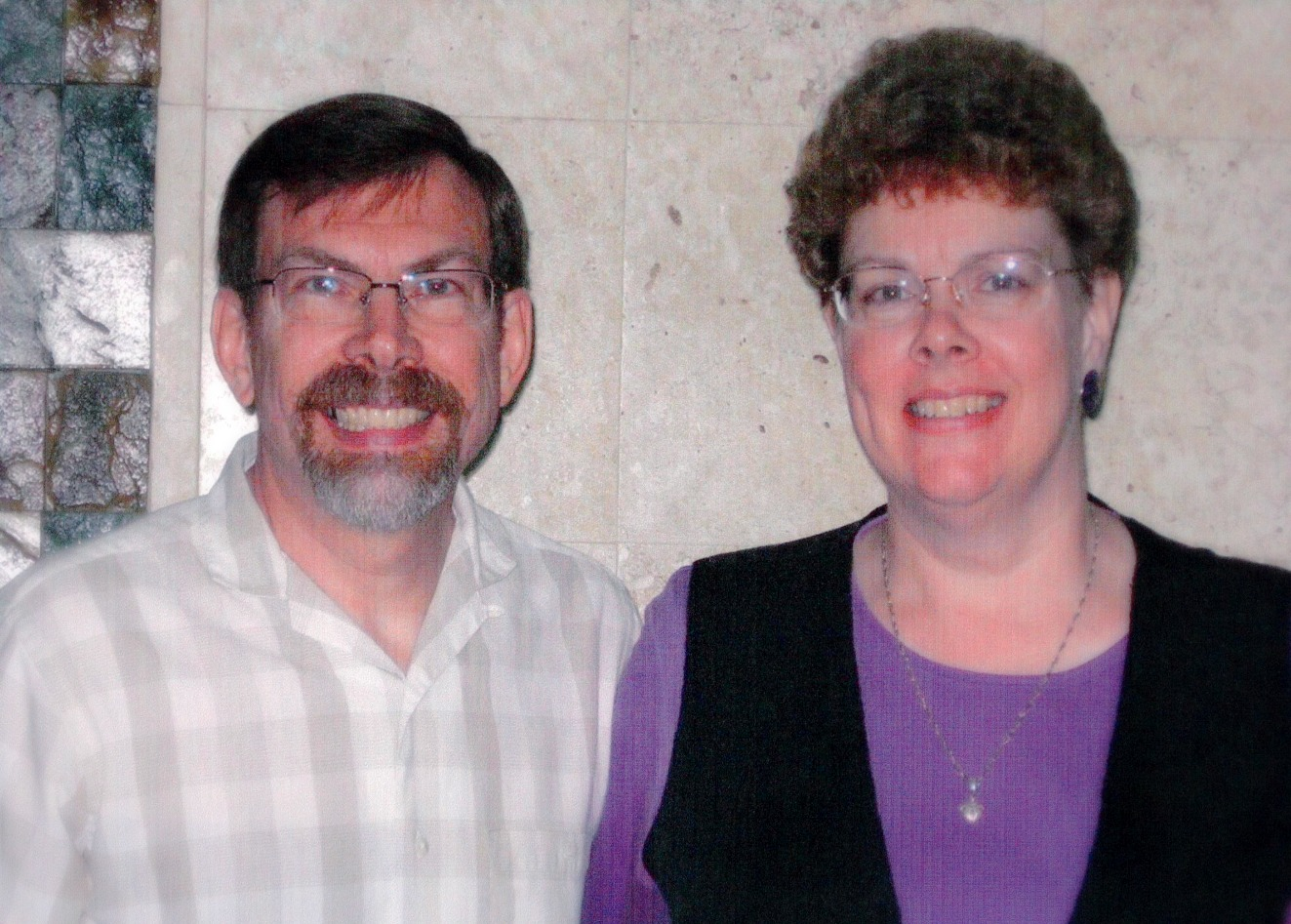 Ron & Joanne Krueger