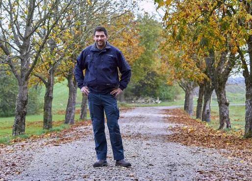 Måske årets unge landmand: Kan ikke følge med efterspørgslen på øko-grise