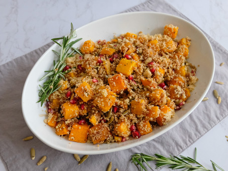 Butternut Squash Autumn Salad