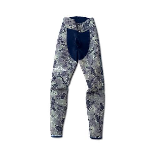 A4 Pantalon Refendu - Lycra CAMO