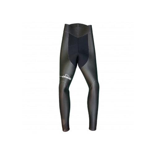 D2 Pantalon Super Strech - Lisse NOIR