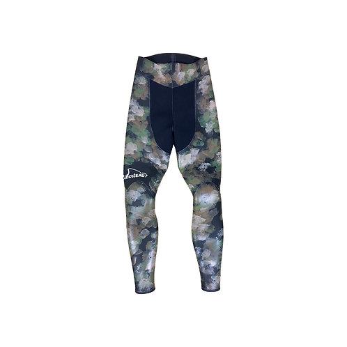 B4 Pantalon Refendu - Lisse CAMO