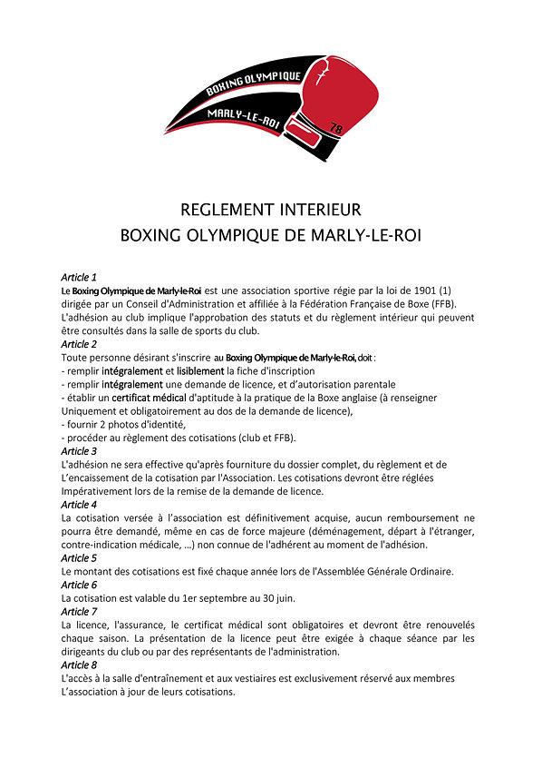 Règlement Intérieur BOMR-Page1