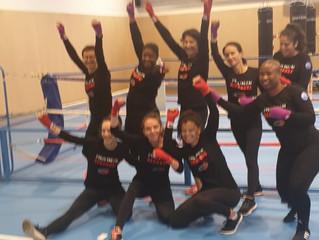 ♦ Aéroboxe ce samedi 4 juillet au Boxing Olympique de Marly-le-Roi
