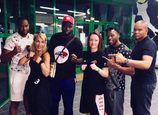 ♦ Samedi 21 Avril 2018 | Gala de boxe à la Halle Jean Cochet à Chartres