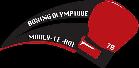 Logo Boxing Olympique de Marly-le-Roi