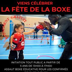 Fête de la Boxe - Samedi 26 juin de 13H00 à 17H00 - 78360 Marly-le-Roi