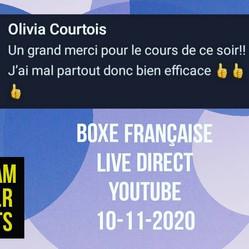 ♦ Cours de boxe française sur YouTube avec BOMR Sports